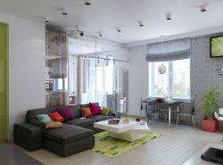 Для того чтобы ваша гостиная была красивой и функциональной, необходимо правильно продумать дизайн комнаты