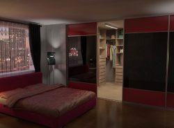 О гардеробной комнате мечтают многие, особенно женщины, потому что это действительно очень удобно и практично