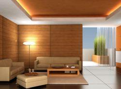 Существует много способов для визуального увеличения высоты потолка