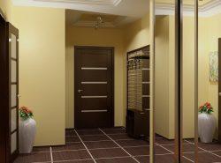 Прихожая является тем местом, где у гостей формируется первое впечатление о квартире