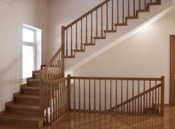 Межэтажные лестницы являются частью дома, поэтому они должны гармонично вписываться в интерьер