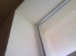 Для сохранения тепла в помещении можно установить специальные гипсокартонные откосы на окнах