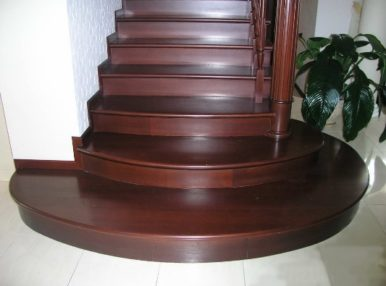 Оптимальный размер ступеней позволит сделать лестницу комфортной и безопасной