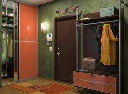 Обустраивая гардеробную в прихожей, необходимо заранее продумать дизайн помещения и подобрать практичный мебельный гарнитурr*n