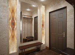 Прихожая в современном стиле - это помещение функциональное, стильное и элегантное