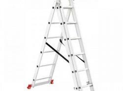 Трехсекционная лестница на сегодняшний день является популярной и востребованной, поскольку она используется практически повсюду