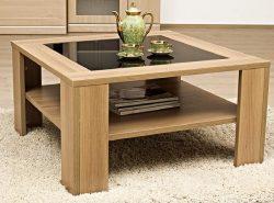Журнальный стол для гостиной - незаменимая деталь интерьера