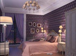 Правильно подобранный интерьер даже маленькую спальню сделает уютной и стильной