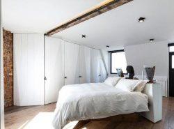 Даже маленькую спальню можно сделать красивой, уютной и комфортной для отдыха