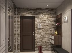 Прихожая - это составная часть квартиры, поэтому ее обстановка должна гармонировать с интерьером помещения