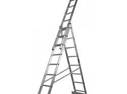 Алюминиевая лестница может применяться практически в любой сфере трудовой деятельности человека