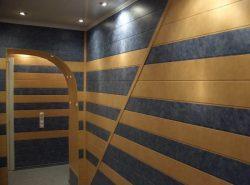Многие предпочитают выбирать пластик для отделки стен и потолков, поскольку он является практичным и недорогим материалом