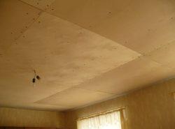 Потолок из фанеры не только красиво смотрится, но и является безопасным и экологичным