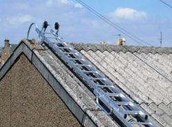 Лестница для крыши - необходимая и незаменимая вещь