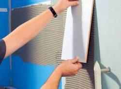 При работе с плиткой и гипсокартоном важно учитывать несколько нюансов, чтобы получить хороший итоговый результат