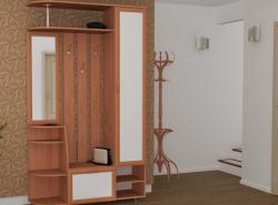 Существует широкое разнообразие стенок для прихожей, поэтому легко подобрать вариант, подходящий по стилю, цвету и цене