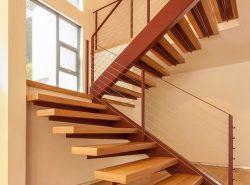 Ступени для металлических лестниц должны быть правильноподобраны
