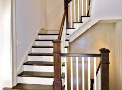 Лестница в доме, в первую очередь, должна быть безопасной конструкцией