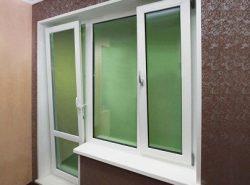 Балконный блок позволяет сохранить тепло, герметичность и вписывается практически в любой интерьер