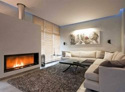 Стиль минимализм – это отличное решение для оформления современной гостиной небольшого размера