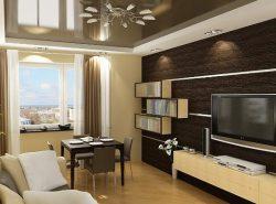 Гостиную комнату следует оформлять так, чтобы она была комфортной и уютной не только для членов семьи, но и для гостей