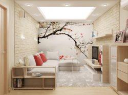 Эстетичность и функциональность отражают современные тенденции в дизайне гостиной