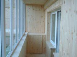 Правильно отремонтированный балкон подарит Вам радость от его использования