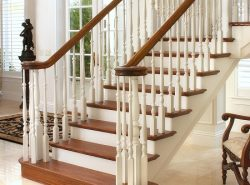 Благодаря широкому разнообразию лестниц можно легко подобрать подходящий вариант в любой интерьер
