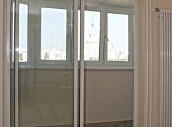 Благодаря особенностям открывания, раздвижные двери позволяют использовать практически все свободное место около дверей