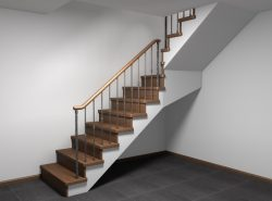 Современная лестница должна быть не только безопасной, но и красивой