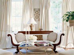 Используя красивые шторы, можно стильно украсить и дополнить интерьер помещения