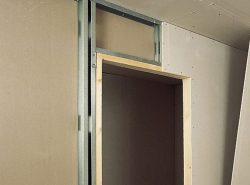 Гипсокартон– это отличный и недорогой материал, который способен быстро сделать поверхность ровной