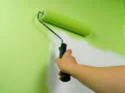 Быстро преобразить интерьер комнаты поможет гипсокартон, который с легкостью можно покрасить в нужный цвет