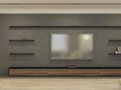 Обустраивая гостиную, важно продумать каждую деталь в оформлении комнаты, включая расположение телевизора