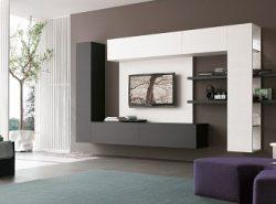 Современные стенки-горки обладают хорошим функционалом и отличными эстетическими качествами