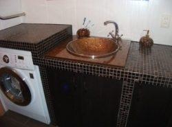 Гипсокартон  – это прекрасный способ сделать интерьер ванной комнаты более уютным и практичным