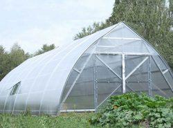 Теплицы Фермер могут отличаться по конструкции и размеру