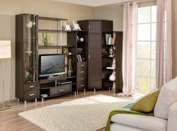 Гостиная – главная комната в квартире, поэтому ее оформлению следует уделить максимум внимания