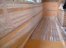 Современные изолирующие материалы имеют малый коэффициент теплопроводности, при минимальной толщине