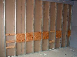 Быстро и недорого сделать стены ровными и гладкими поможет гипсокартон