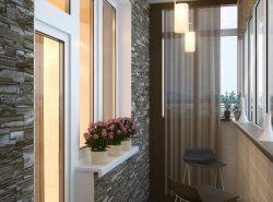 Балкон в хрущевке можно оформить очень креативно и интересно