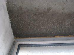 Конденсат на балконе после утепления – явление распространенное
