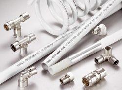 Установив полипропиленовые трубы можно быть спокойным за свой водопровод