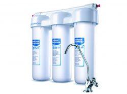 Фильтры для воды помогут очистить воду и сделать ее мягче