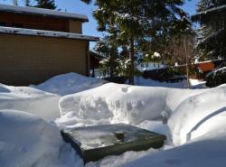 Если на участке установлен септик «Топас», консервация на зиму этого устройства обязательна
