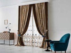 Итальянские шторы отличаются широким разнообразием и отличными эстетическими свойствами