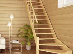 Среди преимуществ деревянной лестницы стоит отметить длительный срок службы и отличные эстетические свойства