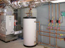 Подключение бойлера косвенного нагрева помогает решить множество проблем с горячим водоснабжением