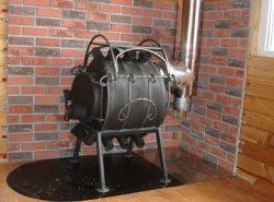Печь булерьян имеет длительный срок службы и привлекательный внешний вид