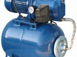 Насос для повышения давления воды применяют для увеличения производительности и напора в системе водоснабжения